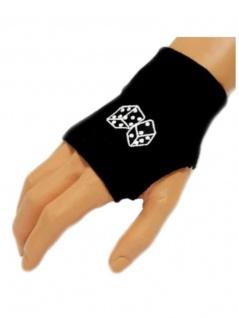 Handstulpe Würfel für rechte Hand