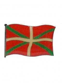 Emaille Pin Euskadi