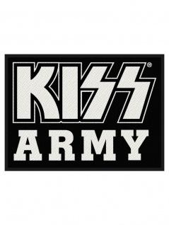 Aufnäher Kiss Army