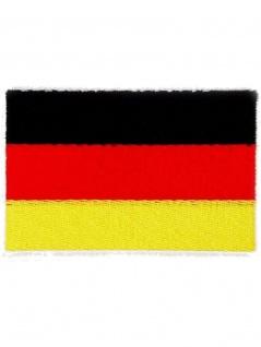 Aufn?her Deutschland Fahne