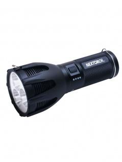Outdoor LED Taschenlampe 2600 Lumen Nextorch Saint Torch 3