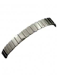 Leder Halsband Blechplatten