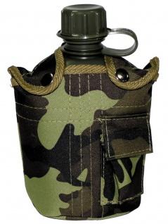 US Plastik Feldflasche 1 L CZ tarn