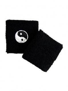Schweißbänder Yin Yang