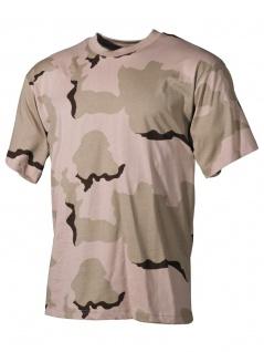 US Militär T-Shirt Desert 3 Farben