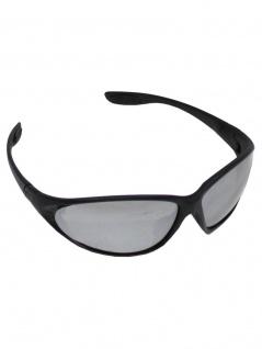Sport Sonnenbrille schwarz mit 3 Ersatzgläser