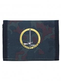 Geldbeutel 1. NL D Corps flecktarn