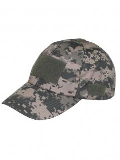 Baseball Einsatz Cap AT-digital mit Klett