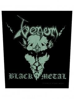 Venom Rückenaufnäher Black Metal