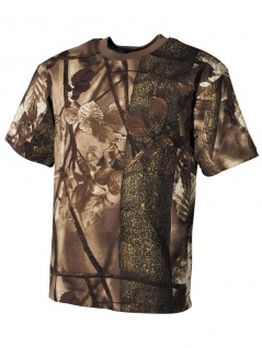 US Army T-Shirt hunter braun