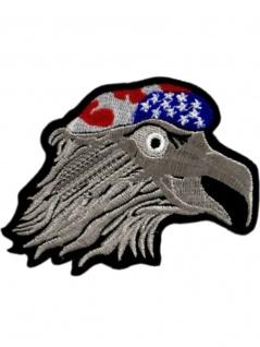 Aufnäher Adler Bandana USA
