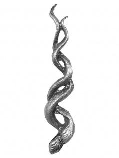 Anstecker verschlungene Schlangen