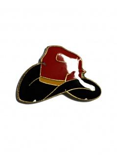 Anstecker Pin Cowboyhut