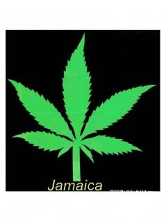 Bandana Hanfblatt Jamaica