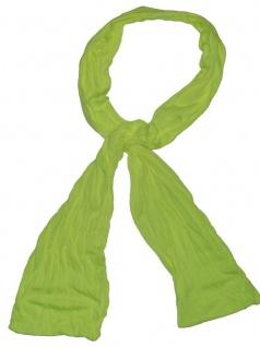Polyester Tuch neongelb