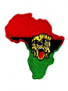 Aufnäher Afrika Land