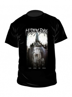 My Dying Bride T-Shirt Turn Loose The Swans