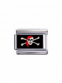 Motiv Piraten Flagge