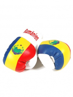 Kleine Boxhandschuhe Rumänien