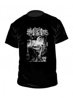 Mutiilation T-Shirt Black Millenium