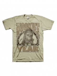 Star Wars T-Shirt Wookie of the Year