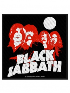 Aufnäher Black Sabbath Portraits