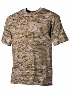 US Army T-Shirt Digital Desert