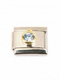 Motiv Ring blau