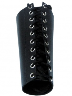Leder Armband zum schnüren 25 cm