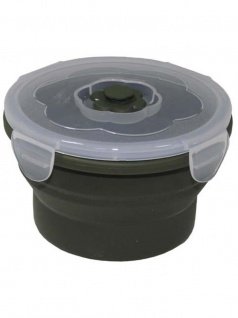 Lunchbox 0, 54 Liter faltbar rund