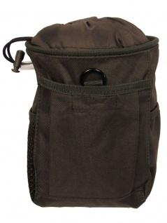 Patronenhülsen Tasche MOLLE Modular System oliv