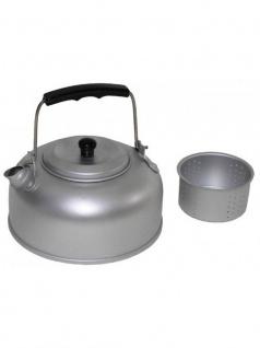 Teekessel mit Teesieb Aluminium 0, 9 Liter