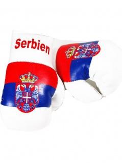 Kleine Boxhandschuhe Serbien