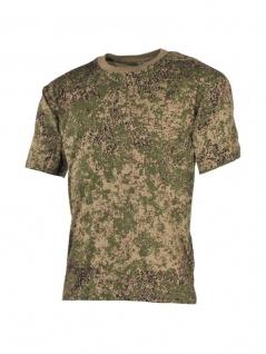 US Army T-Shirt russisch digital