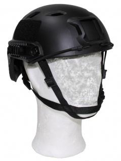 US Helm FAST Fallschirmjäger schwarz