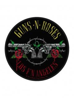 Aufnäher Guns N Roses Los F N Angeles