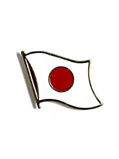 Anstecker Pin Flagge Japan