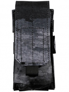 Magazintasche einfach MOLLE Modular System HDT-camo LE