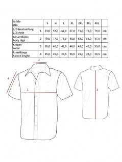 US Kurzarm Outdoor Hemd schwarz - Vorschau 3