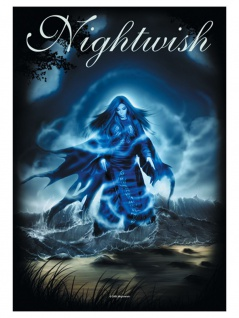 Nightwish Poster Fahne Ghost Love Score