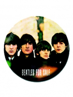 2 Button The Beatles for Sale
