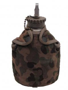 Österreichische Armee Feldflaschenbezug K4 Tarn gebraucht