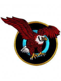 Aufnäher Adler Zielscheibe