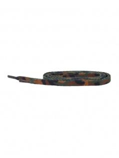 Schnürsenkel Camouflage schmal