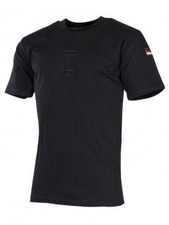 Bundeswehr Tropenhemd schwarz