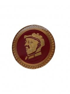 Anstecker Pin Mao Münze