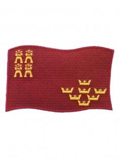 Aufbügler Fahne Murcia