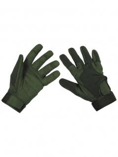 Taktikal Handschuhe oliv