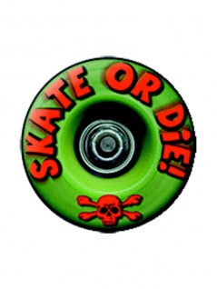 2 Button Skate or Die