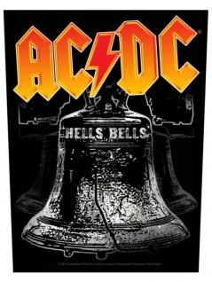 ACDC Rückenaufnäher Hells Bells
